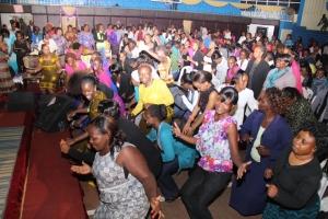 praise dance
